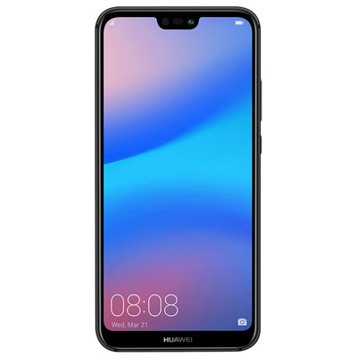 Huawei P20 Lite 64Gb Cep Telefonu Midnight Black (Huawei Garantili)