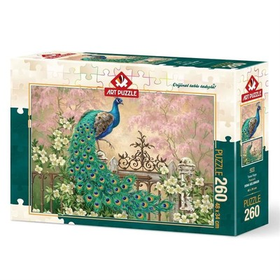 Art Puzzle 260 Tavus Kuşu 4272