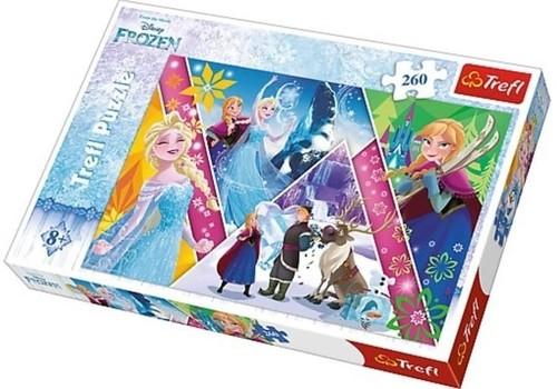 Trefl Puzzle 260 Parça Magic Memories 13238