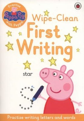 Peppa Pig Wipe Clean Collection