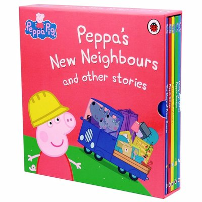 Peppa's New Neighbours Storybook Collection