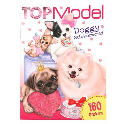 Topmodel Doggy Stickerworld