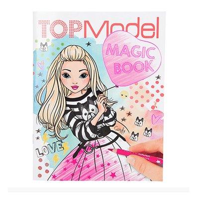 Top Model Aktivite Kitabı Magic