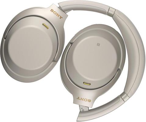 Sony Kulaküstü Bluetooth Kulaklık Gümüş WH1000XM3S