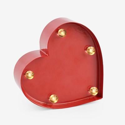 Legami Işıklı Kalp