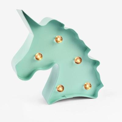 Legami Işıklı Unicorn