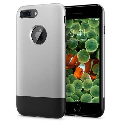 Spigen iPhone 7 Plus-8 Plus Kılıf Classic One (iPhone 10.Yıla Özel Tasarım Kılıfı)