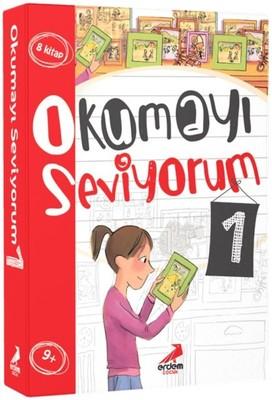 Okumayı Seviyorum 1-8 Kitap Takım