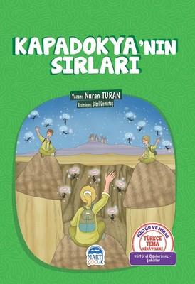 Kapadokya'nın Sırları-Türkçe Tema Hikayeleri