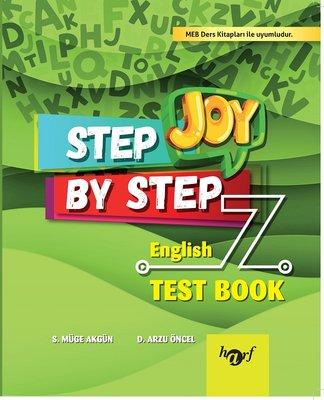 Step By Step Joy 7.Sınıf English Test Book
