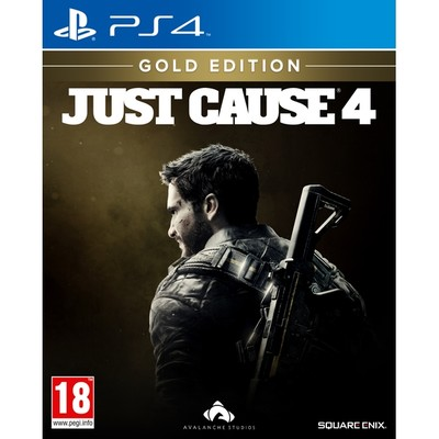 Just Cause 4Gold Edition Playstation 4