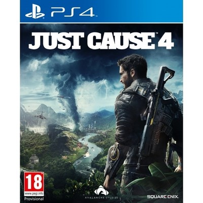 Just Cause 4 Steelbook Edition Playstation 4