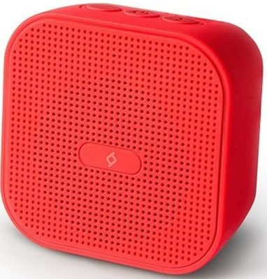 ttec Active Mini Taşınabilir Kablosuz Hoparlör 2BH04K Kırmızı