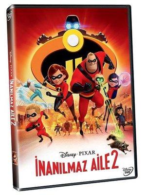 Incredibles 2 - İnanılmaz Aile 2