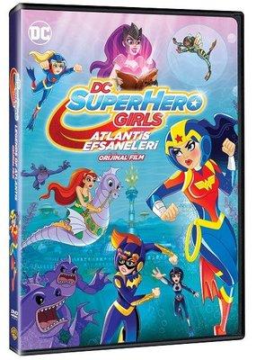 Dc Super Hero Girls: Legends Of Atlantis - Dc Super Hero Girls: Atlantis'in Sırları