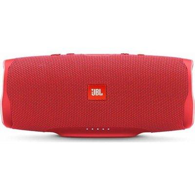 JBL CHARGE4 Bluetooth Hoparlör Kırmızı IPX7