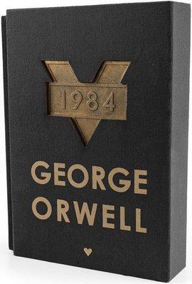 1984 Siyah Kutulu Özel Baskı