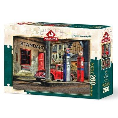 Art-Puzzle İstasyon 260 Parça (4283)