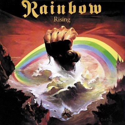 Rising (Purple Vinyl) (Limited) Plak