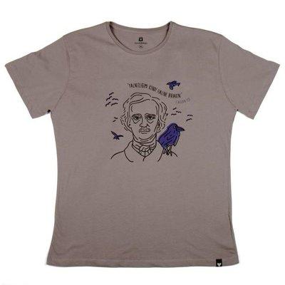 Can Dükkan T-Shirt Erkek S Edgar Allan Poe