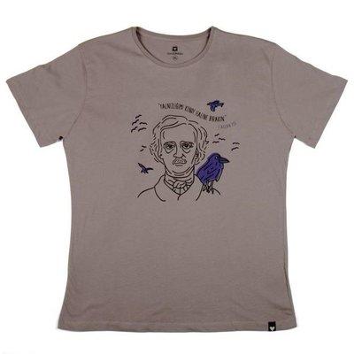 Can Dükkan T-Shirt Erkek XL Edgar Allan Poe