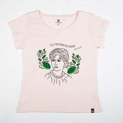 Can Dükkan T-Shirt Kadın S Jane Austen
