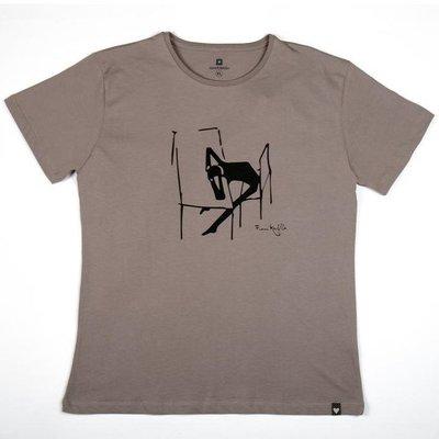 Can Dükkan T-Shirt Erkek XL Kafka (Desen)