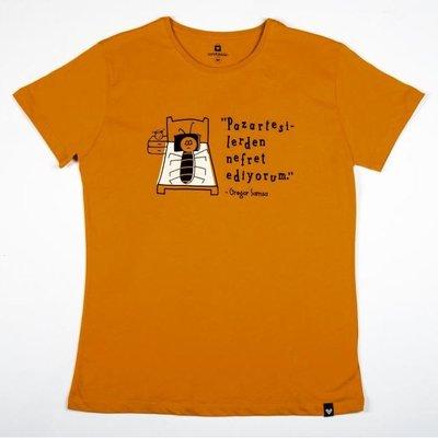 Can Dükkan T-Shirt Erkek S Gregor Samsa (Dönüşüm)