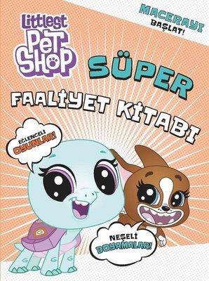 Littlelest Pet Shop Süper Faaliyet Kitabı