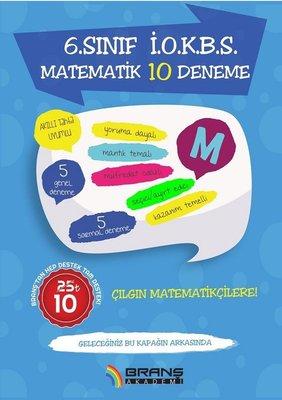 2019 İOKBS 6.Sınıf Matematik-10 Deneme