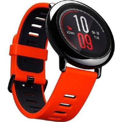Xiaomi Amazfit Pace Bluetooth Akıllı Saat - Nabız GPS Global Versiyon (Xiaomi Türkiye Garantili) Kırmızı