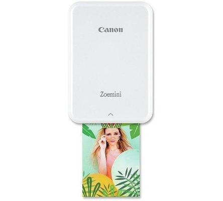 Canon Mini Photo Printer Zoemini Pv123 Whs Exp Beyaz