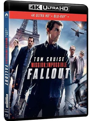 Mission Impossible: Falll Out - Mission Impossible: Yansımalar (4K UHD)