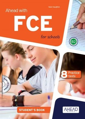Ahead with FCE for schools Student's-8 Practice Test