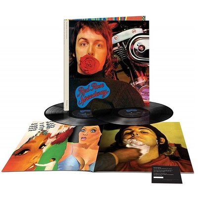 Red Rose Speedway - Archive Edition Plak