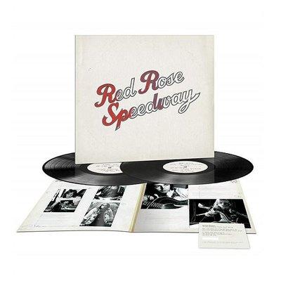 Red Rose Speedway - Original Edition Plak