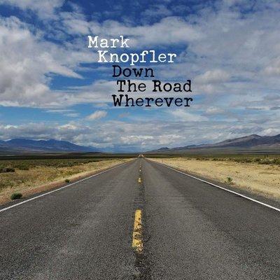 Down The Road Wherever Plak