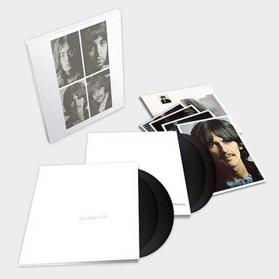 The Beatles - White-Deluxe Plak