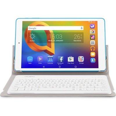 """Alcatel A3 10"""" Wifi Tablet White ( Alcatel Garantili )"""