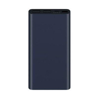 Xiaomi 10000 Mah Versiyon 3 Taşınabilir Şarj Cihazı Siyah