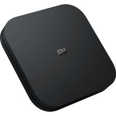 Xiaomi Mi Box S 4K Android Tv Media Player HDR  Dolby DTS Siyah