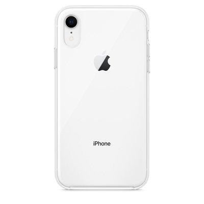 Apple iPhone XR Clear Case-ZML Kılıf