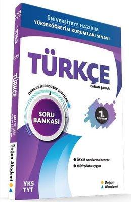 YKS TYT Türkçe Soru Bankası 1.Oturum-Orta ve İleri Düzey Sorular
