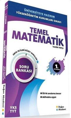 YKS TYT Temel Matematik Soru Bankası 1.Oturum-Orta ve İleri Düzey Sorular