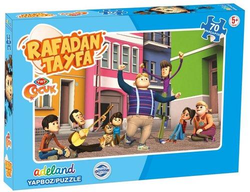 Rafadan Tayfa-Puz.70 Kutulu 12644