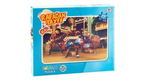 Rafadan Tayfa 250 Parça Puzzle Kutulu 12645