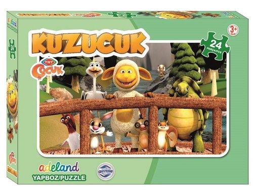 Kuzucuk Puzzle 24 Parça Kutulu 12689