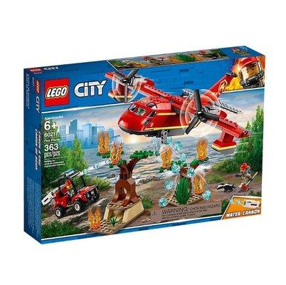 Lego-City Fire Plane 60217