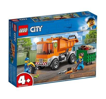 Lego City Çöp Kamyonu 60220