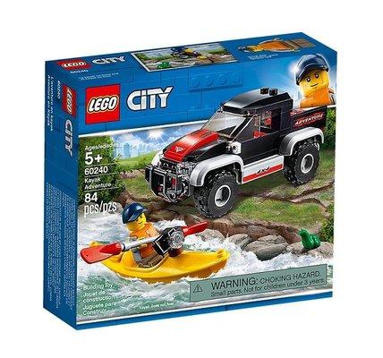 Lego City Kano Macerası 60240